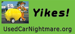 Used Car Nightmare logo